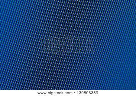 Close up pixels of LCD TV screen