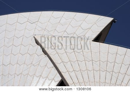 Opera House Closeup