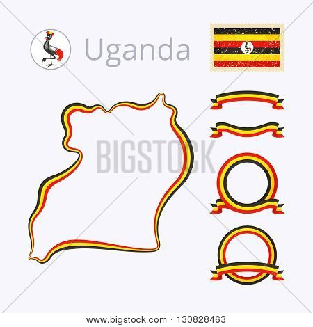 Colors Of Uganda