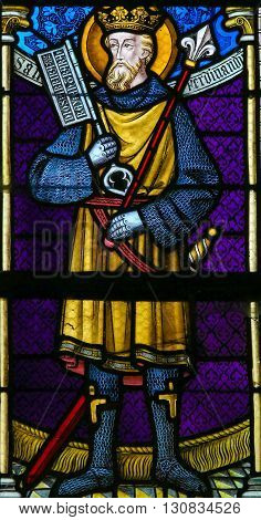 Stained Glass - Saint Ferdinand