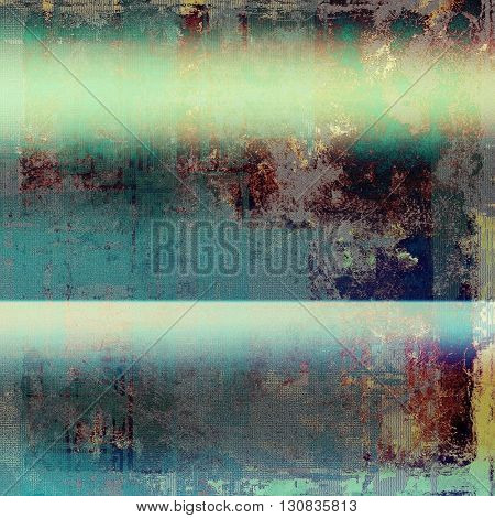 Retro texture, shabby and ragged background in grunge style. With different color patterns: yellow (beige); brown; green; blue; gray; purple (violet)