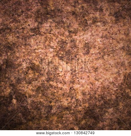 abstract colored scratched grunge background - pale orange