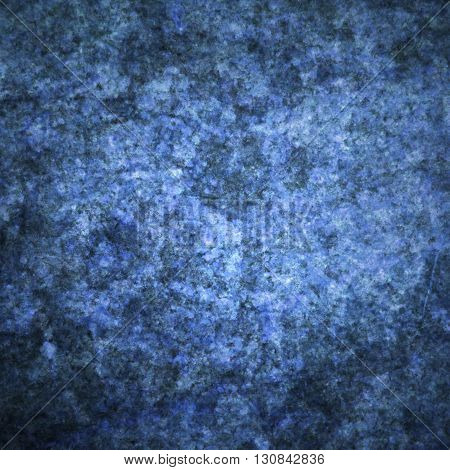 abstract colored scratched grunge background - pale blue