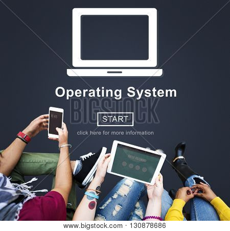 Operating System Access Connection Interface Concept