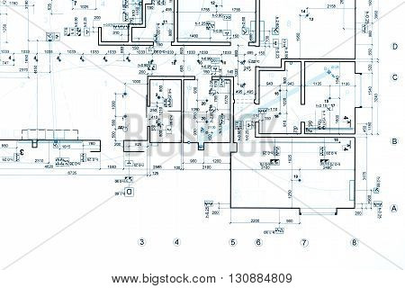 Architectural Background, Drawing Technical Plan