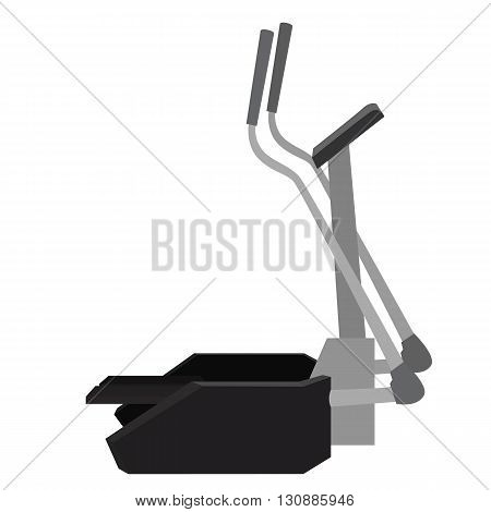 Vector flat illustration of stepper. Vector element for your design and infographics