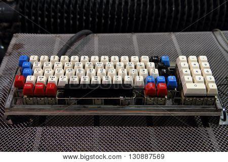 Old Computer Keyboard