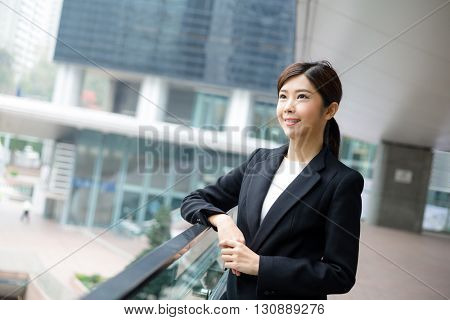 Chinese businesswoman
