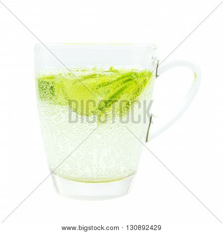 Detox With Lime Tonic Water