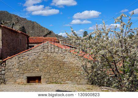 Historical village of Sortelha, Portugal
