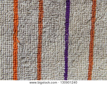 Texture background color terry towels for textile