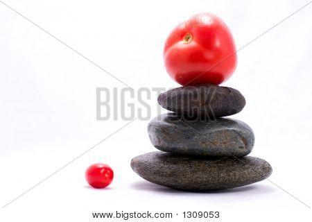 Food Pyramid - Tomato