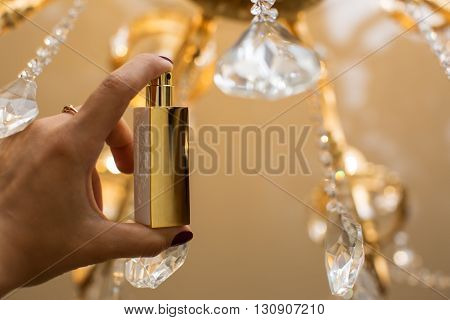 Little Bottle Of Perfume