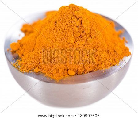 Turmeric (isolated On White)