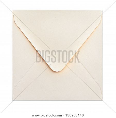 Square Envelope With Clipping Path