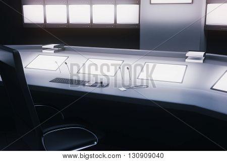 Security Desk