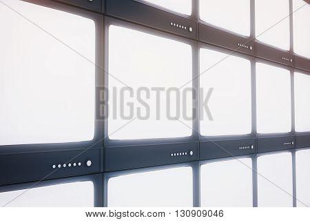 Blank Security Screens