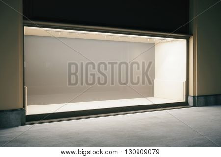 Large Showcase