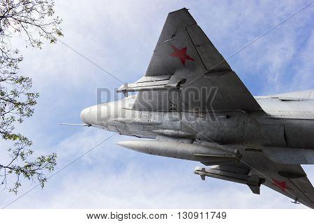 Plane Mig-21