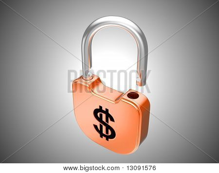 Unlocked Lock: Us Dollar Security