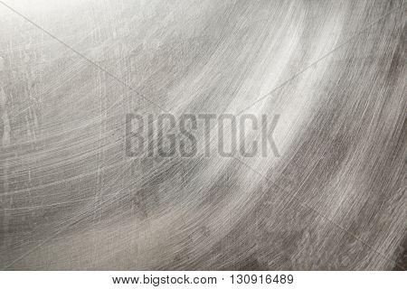 Steel Grey Scratchy Background