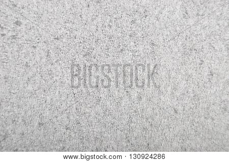 Close up of gray polystyrene textured foam background