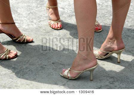 When Shoes Talk