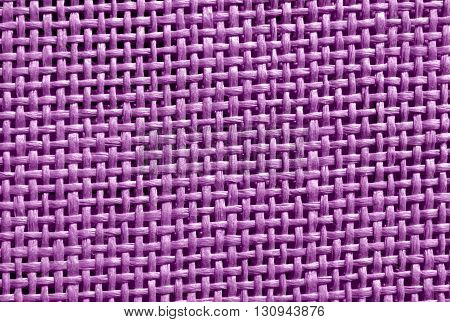 Abstract Magenta Braided Texture
