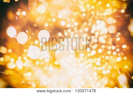 glitter bokeh texture abstract background . Magic Background With Color
