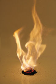 image of chemical reaction  - chemical reaction  - JPG