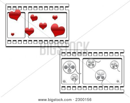 Film Strip Images
