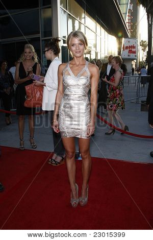 LOS ANGELES, CA - AUGUST 30: Winter Ave Zoli at the FX's 'Sons Of Anarchy' season 4 premiere at the ArcLight Cinemas Cinerama Dome on August 30, 2011 in Los Angeles, California
