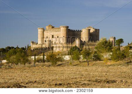 Castillo De Belmonte paisagem