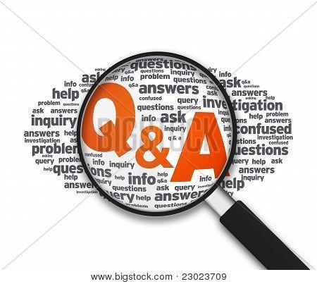 Lupa - Q&A