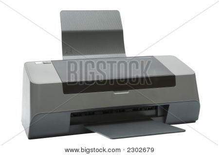Modern Inkjet Printer