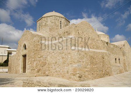 Medieval Byzantium church, Cyprus