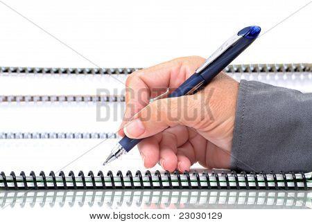 Writing It