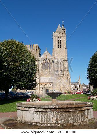 Catedral de Dol-de-Bretagne