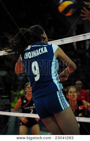 Volleybal Player - Iga Chojnacka