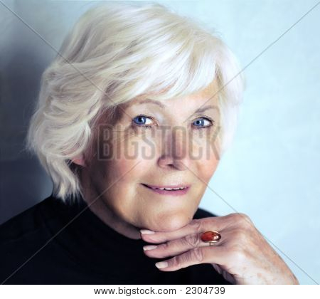 Senior Lady Portrait