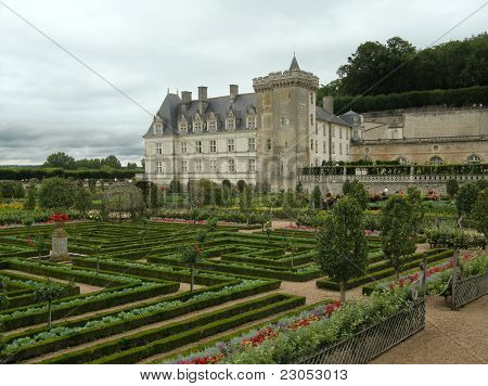 Villandry Castle and Gardens