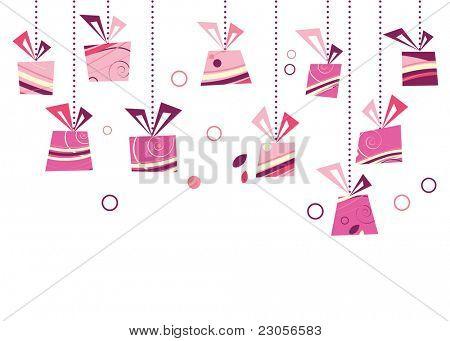 Vector gift set