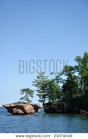 Rock Off Basswood Island