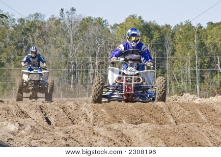 Four Wheeler Race