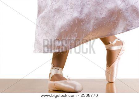 Arabesque Ballet Workout