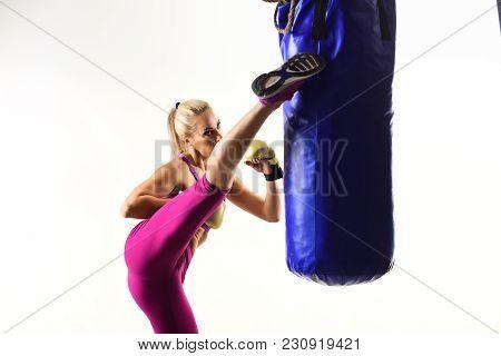 Knockout Energy Sport Success Sport