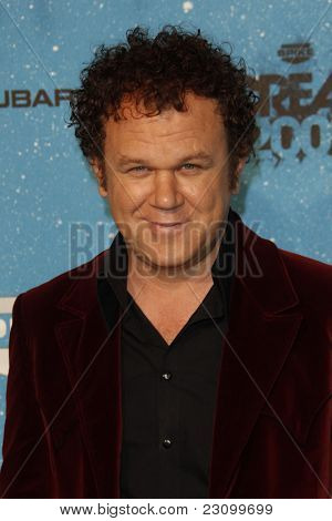LOS ANGELES - OCT 17: John C. Reilly at the Spike TV's