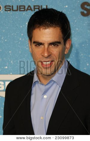 LOS ANGELES - OCT 17: Eli Roth at the Spike TV's
