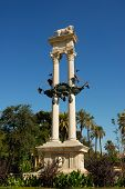 Monument Dedicated To The Discovery Of America, Seville poster