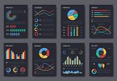 Multipurpose Business Infographic Vector Brochure Template For Presentation. Charts, Diagrams And In poster